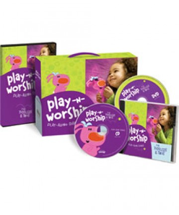 Play-n-Worship: Play-Along Bible Stories
