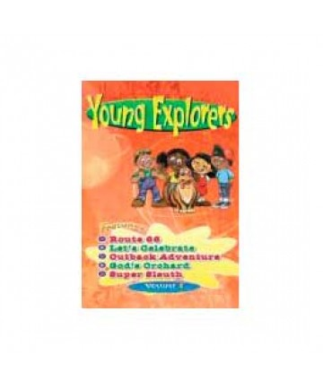 Young Explorers Kits on CD V4