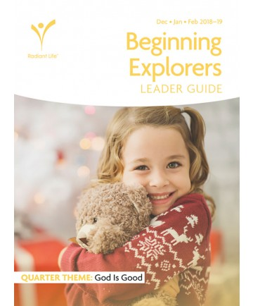 Beginning Explorers Leader Guide Winter
