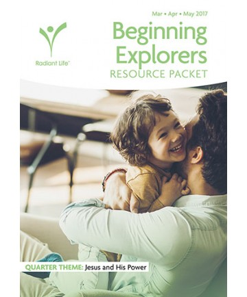 Beginning Explorers Resource Packet / Spring