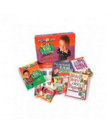 KidsTime: God's Big Picture Kit