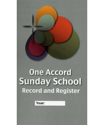 One Accord Record & Register Book