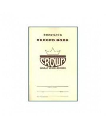 Crown Secretary's Record Book