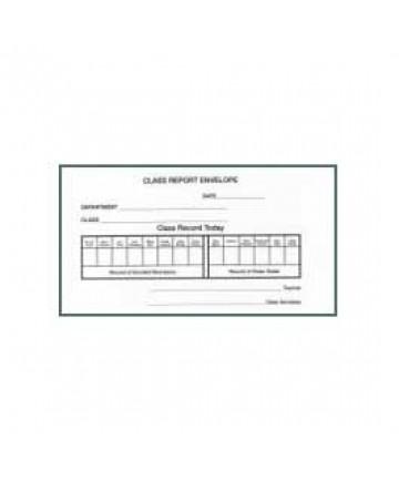 Class Report Envelopes (500 box)