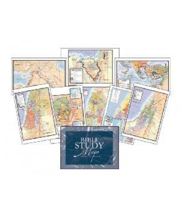Bible Study (Set Of 8)