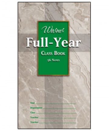 Full Year ClassBook - 56 Names