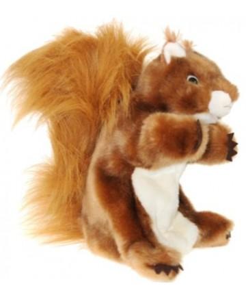 Scamper Squirrel Puppet