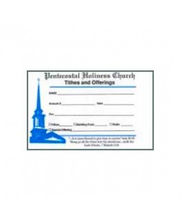 "Tithing Envelopes 4 1/2"" x 3"" (500 box)"