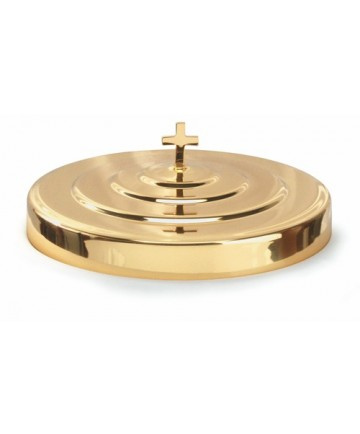 Brasstone Aluminum Communion Tray Cover