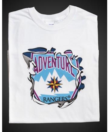 Adventure Rangers White T-Shirt AM