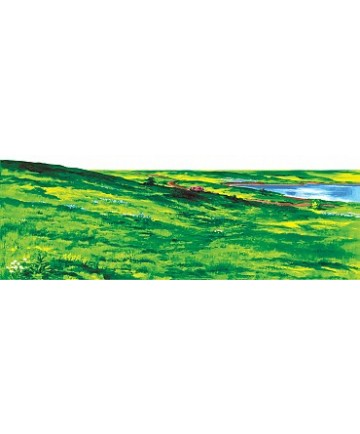 Betty Lukens Flannelgraph Large Hillside