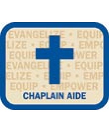 LO Insignia/Chaplain Aid Patch