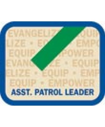 LO Insignia/ Assistant Patrol Leader Patch