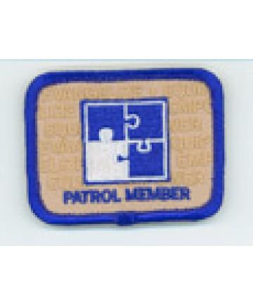 LO Insignia/ Patrol Member Patch