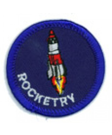 Blue Merits/Rocketry