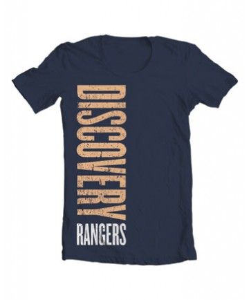 Discovery Rangers Color T-Shirt / AXL
