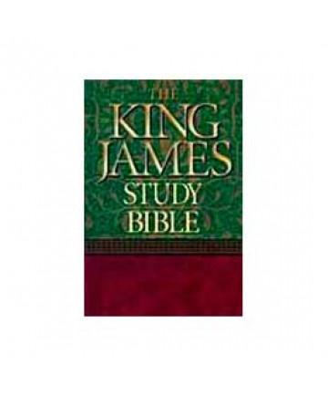 KJV King James Study Bible