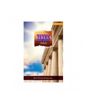 NVI Biblia, letra grande, tamaño personal