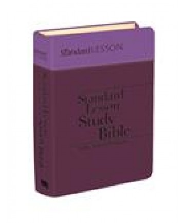 KJV Standard Lesson Study Bible