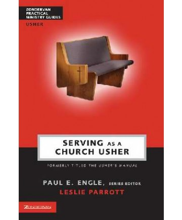 Serving As A Church Usher