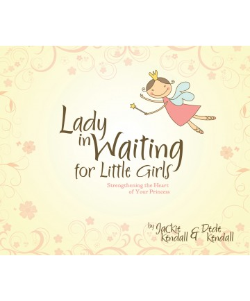 Lady In Waiting For Little Girls
