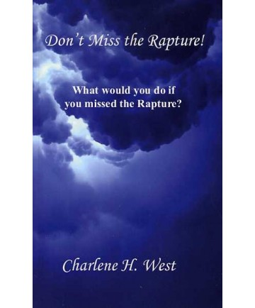 Don't Miss The Rapture