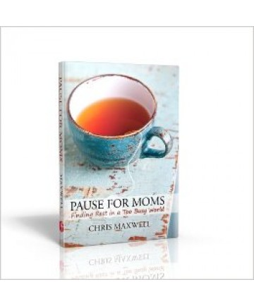 Pause for Moms:Finding Rest in a Too Busy World