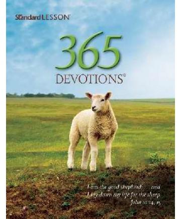 365 Devotions 2016