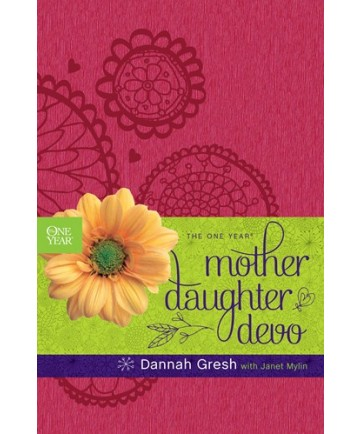One Year Mother/Daughter Devotional