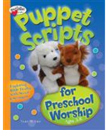 Puppet Scripts for Preschool Worship