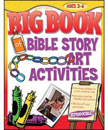 Big Book of Bible Story Art Activities