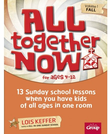 All Together Now Sunday School V1-Fall