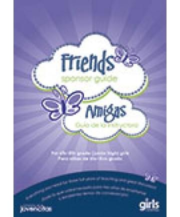 Friends Sponsor Gd English / Spanish
