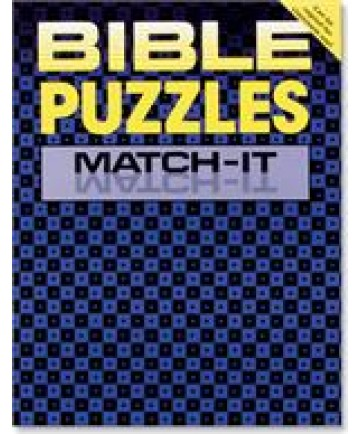 Bible Puzzles: Match-it