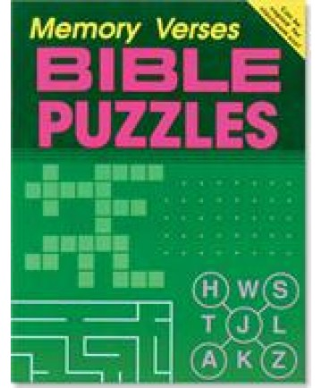 Bible Puzzles: New Testament