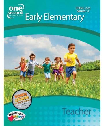 Early Elementary Teacher / Spring