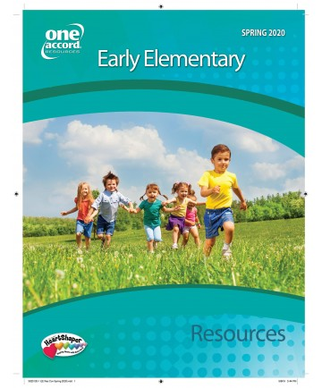 Early Elementary Resources / Spring