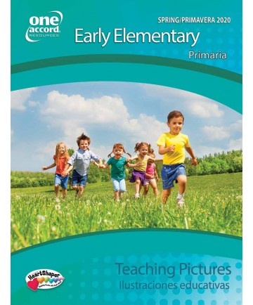 Early Elementary Teaching Pictures / Spring