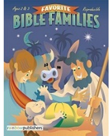 Favorite Bible Families: Ages 2&3