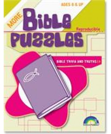 More Bible Puzzles, Bible Trivia and Truths