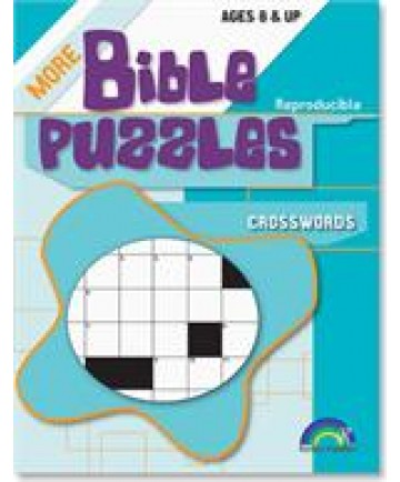 More Bible Puzzles, Crosswords