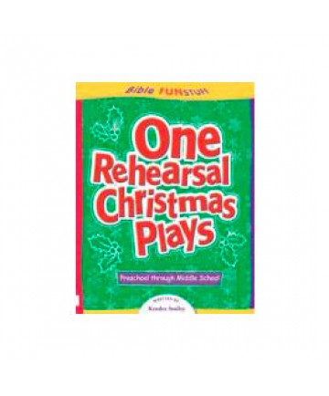 One Rehearsal Christmas Plays
