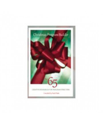 Christmas Program Builder No. 65