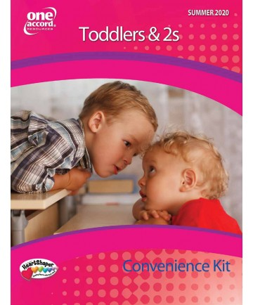 Toddlers & 2s Teacher's Convenience Kit / Summer