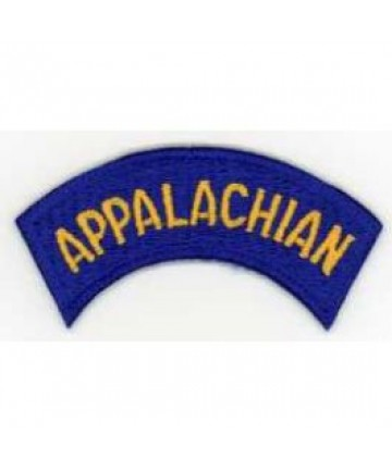 Appalachian Conference Strip/Regular