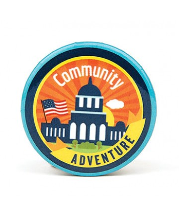 Community Adventure Buttons