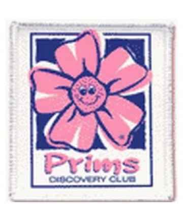 Prims Emblem Badge