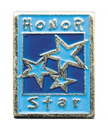 Honor Stars Pin