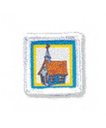 Stars Unit Badges  Introduction to Our Church - Achievement