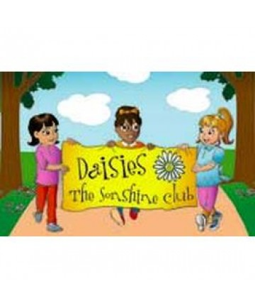 Daisies Club Postcard